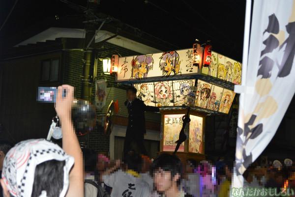 『鷲宮 土師祭2013』らき☆すた神輿_0889