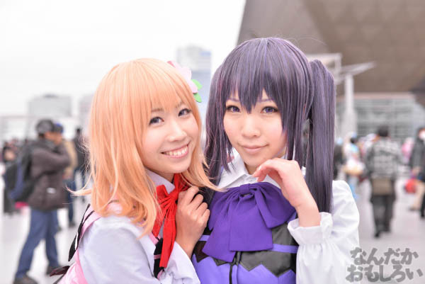 コミケ87 2日目 コスプレ 写真画像 レポート_4524