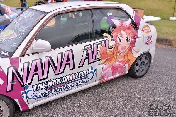 第9回足利ひめたま痛車祭 アイドルマスター 痛車 画像_6686