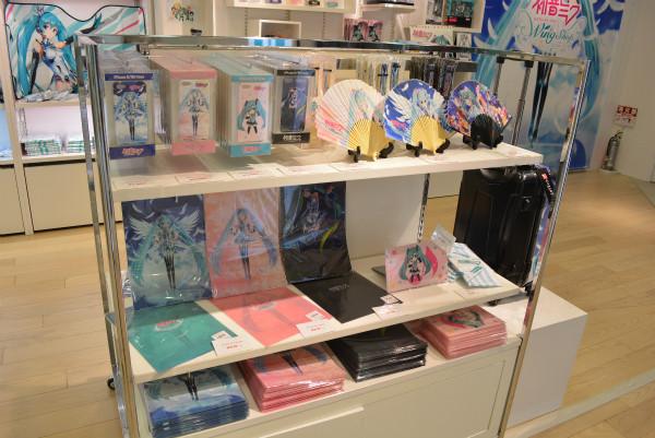 羽田空港にオープンした「初音ミク ウイングショップ」フォトレポート_0441