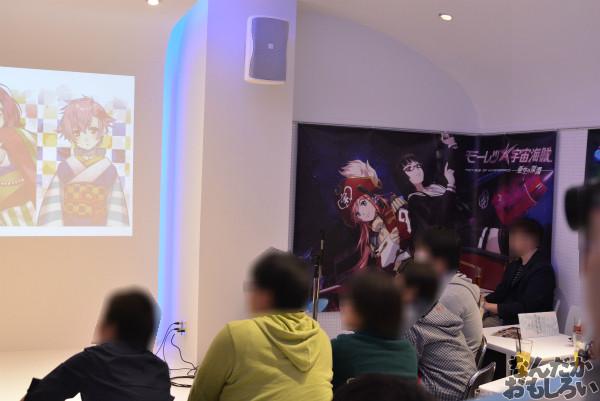 「ノブナガ・ザ・フール」「モーレツ宇宙海賊」コラボカフェスタート!サテライトのプロデュースカフェ『SHIROBACO』フォトレポート_0064