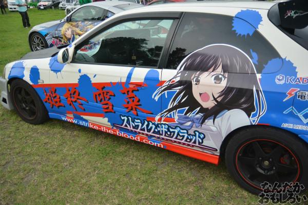 『第7回館林痛車ミーティング』比較的新しいアニメ作品の痛車・痛単車フォトレポート 画像_0610