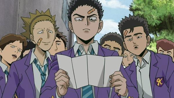 アニメ『モブサイコ100』第4話感想(ネタバレあり)2
