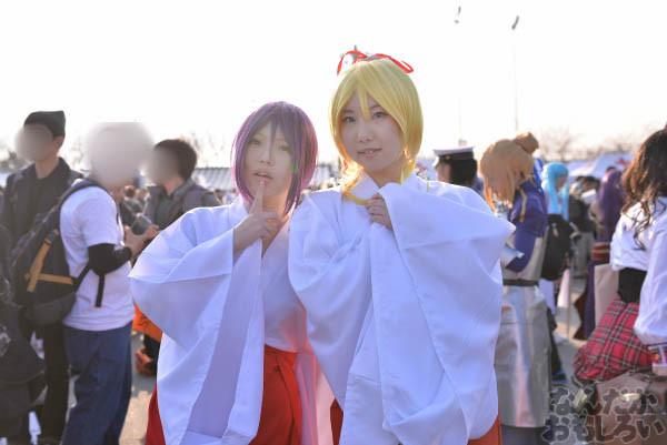 コミケ87 3日目 コスプレ 写真画像 レポート_4843