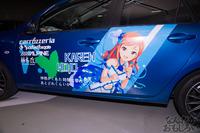 秋葉原UDX駐車場のアイドルマスター・デレマス痛車オフ会の写真画像_6592
