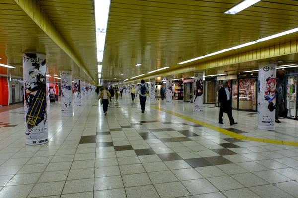 アズールレーン新宿・渋谷の大規模広告-63