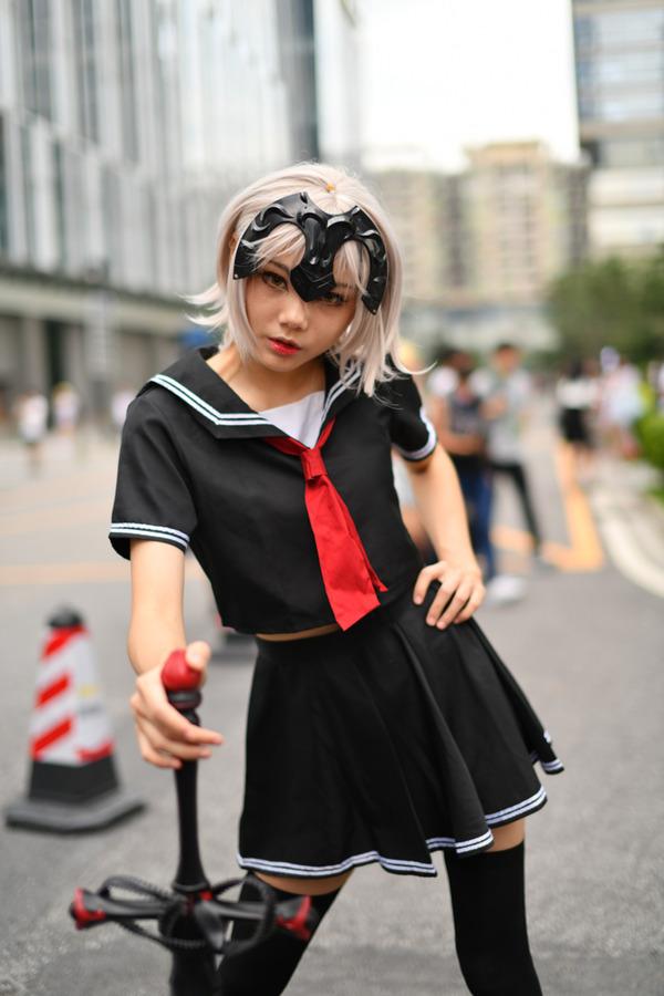 広州蛍火虫コスプレ写真まとめ-156