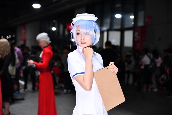 上海CP1日目のコスプレイヤーまとめ-44