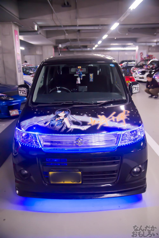 秋葉原UDX駐車場のアイドルマスター・デレマス痛車オフ会の写真画像_6520