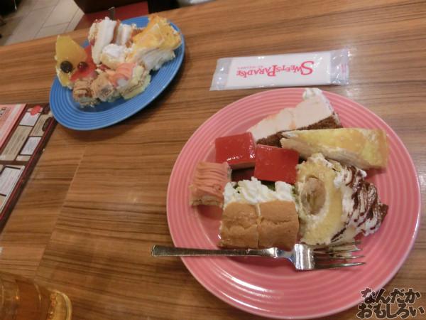 _映画「たまこラブストーリー」デラちゃんのケーキも!スイーツ食べ放題のお店「スイーツパラダイス」でスイーツ食べまくってきた!5079