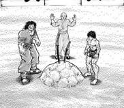 『刃牙道』第181話感想ッ(ネタバレあり)4