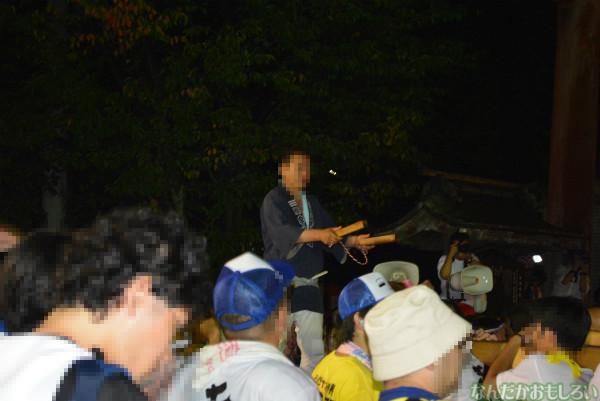 『鷲宮 土師祭2013』らき☆すた神輿_0901