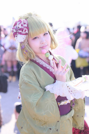 コミケ87 コスプレ 写真画像 レポート 1日目_9294