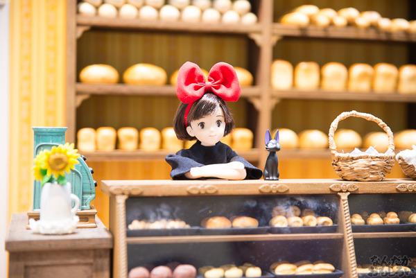 『東京おもちゃショー2016』魔女の宅急便のキキが初コレクションドールに!「グーチョキパン店で店番をするキキ」の特別展示_7830
