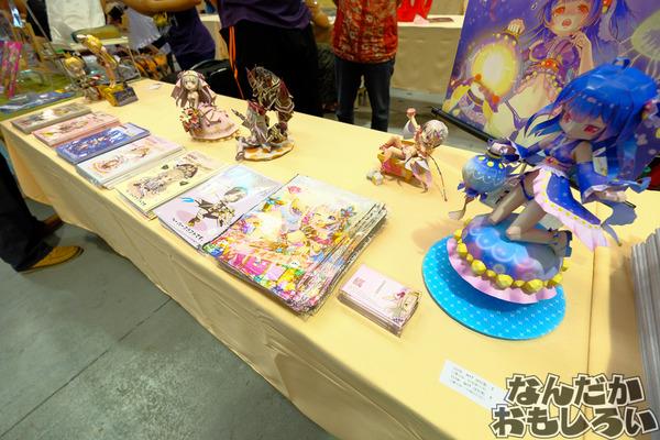 『白猫プロジェクト』香港のペーパークラフトサークルが台湾で出した「蒼い海の少女ノア」「100億の少女ティナ」のクオリティが異常!4041