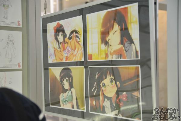 秋葉原で開催『TVアニメごちうさ展』フォトレポート_0215