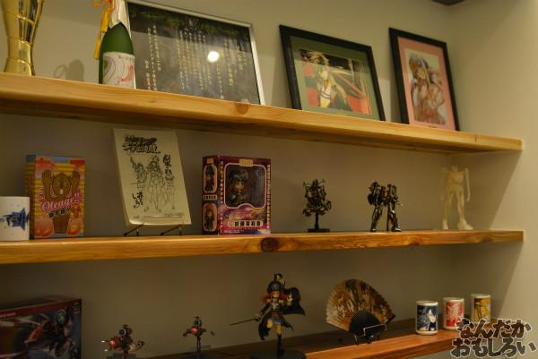 「ノブナガ・ザ・フール」「モーレツ宇宙海賊」コラボカフェスタート!サテライトのプロデュースカフェ『SHIROBACO』フォトレポート_0065