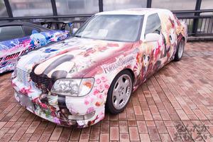 「ラブライブ!」「ハイキュー!!」など様々な痛車がお台場に集結!春のハロウィンイベント「エイプリルハロウィン」痛車フォトレポート(90枚以上)_8992