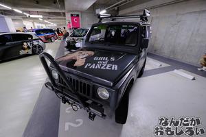 ガルパン痛車イベント『Girls und Panzer MEETING』フォトレポート2031