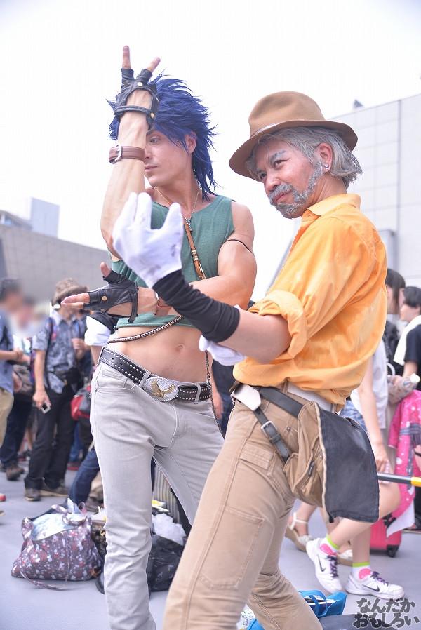 夏コミ コミケ86 3日目 コスプレ画像_3655