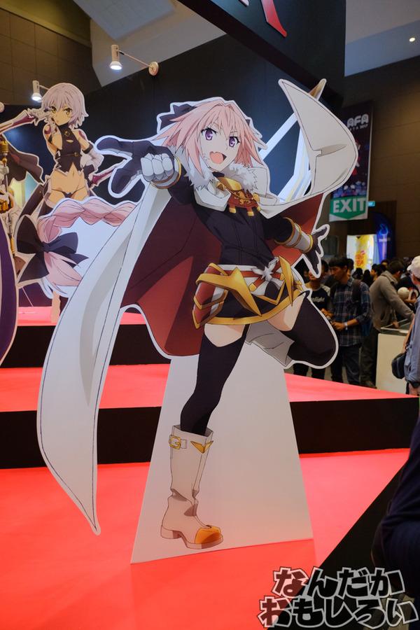 『Fate/Apocrypha』インドネシアのイベントで両陣営サーヴァント大集結の大規模展示!その様子を写真でお届け5702
