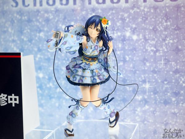 『メガホビEXPO2016 Spring』アルター注目の「ラブライブ!スクフェス」フィギュアは園田海未!魅力的な彼女をたっぷりとお届け!_0215