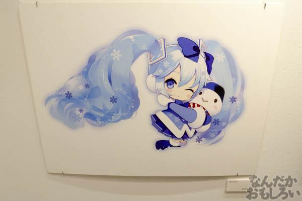 東京で雪ミクに出会える「SNOW MIKU東京展」初開催!_00798