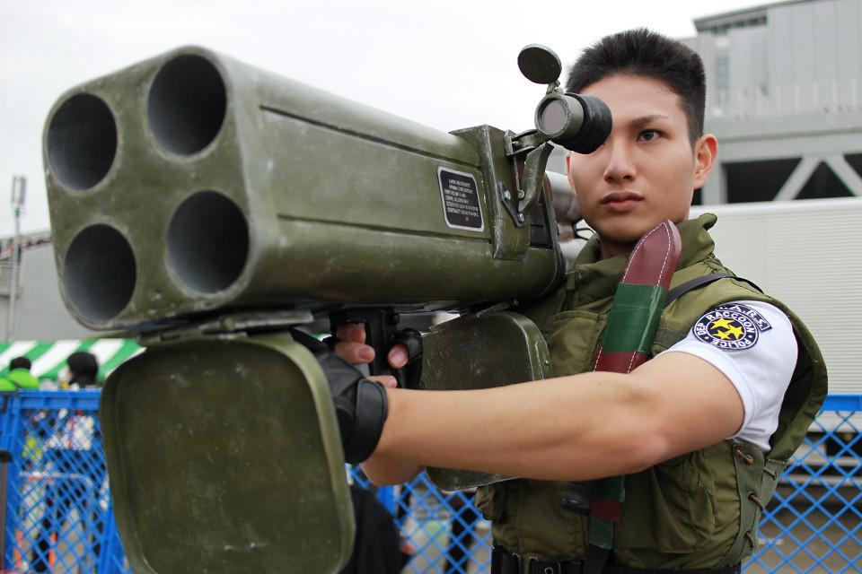 M202 Rocket Launcher : ざんぶ...