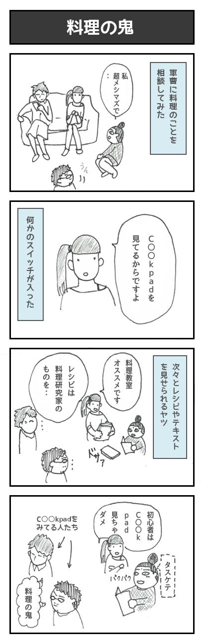 【69】料理の鬼