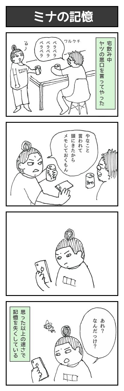 【55】ミナの記憶