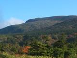 熊野岳を見る