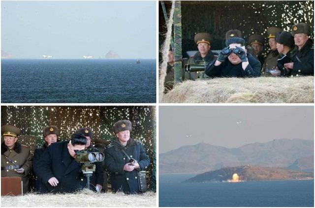 北朝鮮の軍事訓練_2