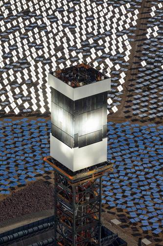 アイヴァンパ太陽熱発電所_2