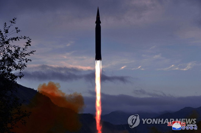 北朝鮮 火星-8号