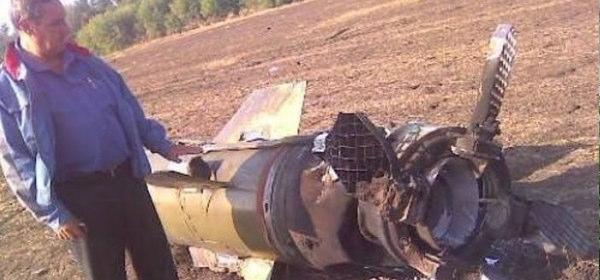 ウクライナの不発弾