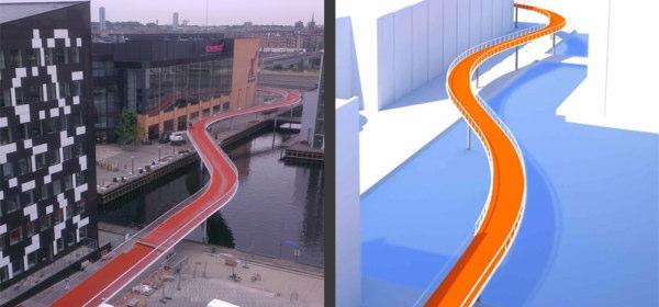 自転車専用高架橋