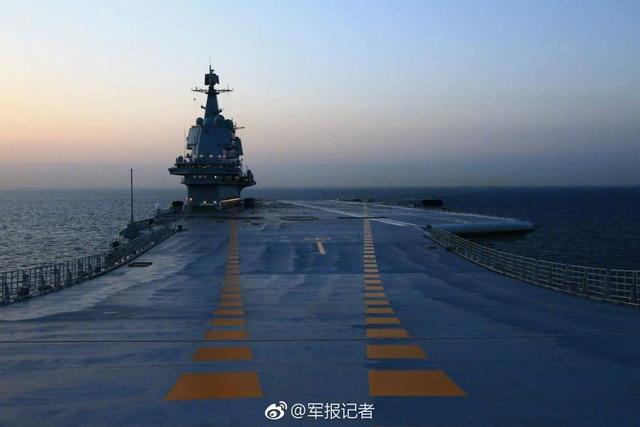001A型空母試験航海_4
