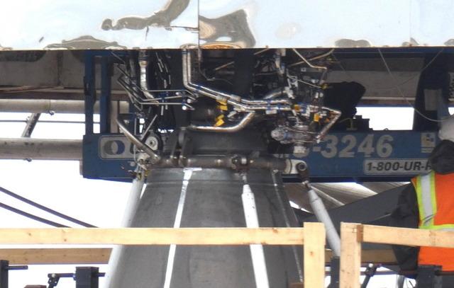 スターホッパー_ラプターエンジン