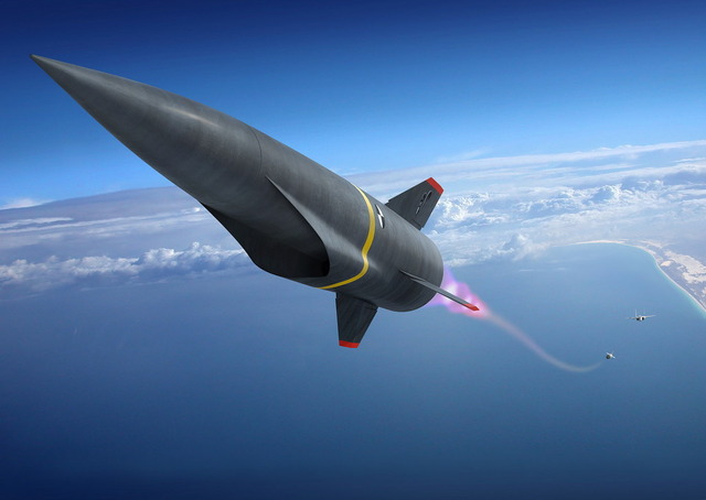 The High Speed Strike Weapon (HSSW)