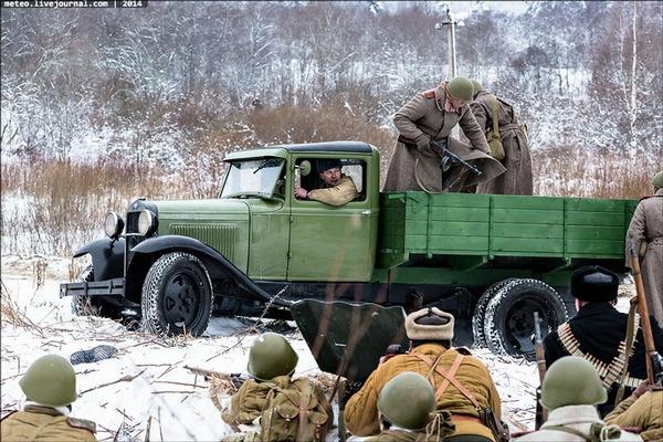 レニングラード包囲戦終結から70周年、ロールプレイイベント開催コメント