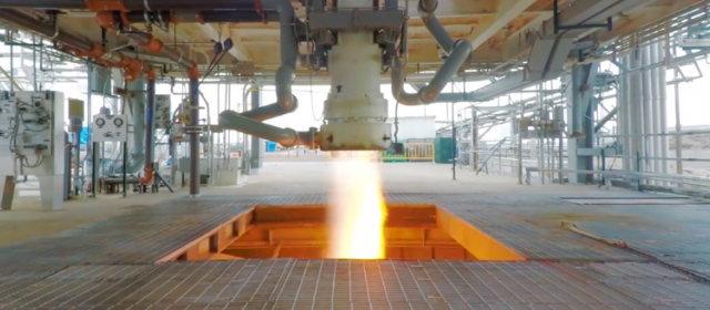 オリオン宇宙船 一次エンジン