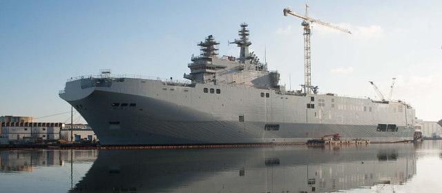 ストラル級強襲揚陸艦
