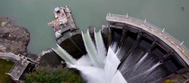 ダムの解体