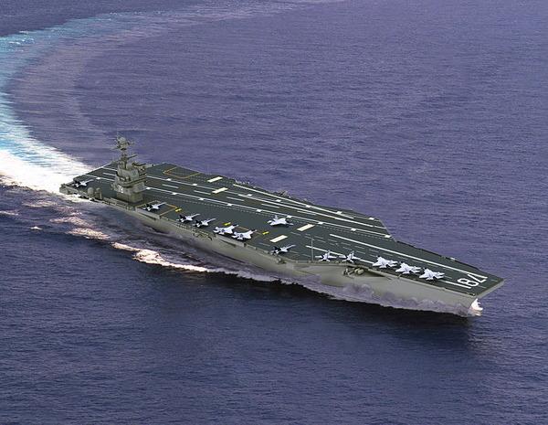 ジェラルド・R・フォード級航空母艦