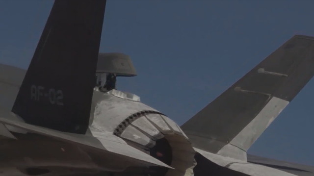 F-35 ドラッグシュート _1