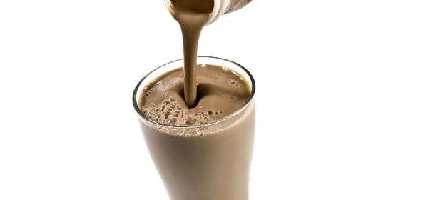チョコミルク