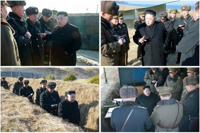 北朝鮮の軍事訓練_1