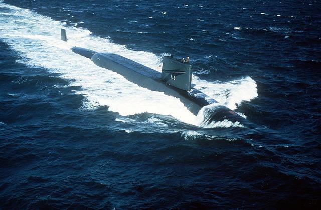 ラファイエット級原子力潜水艦