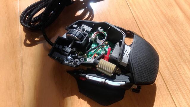 チャタリング マウス 修理_5