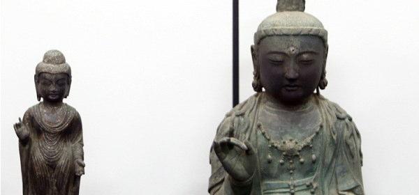 対馬の仏像